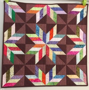 Earth and Starlight 2 Quilt