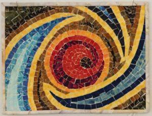 Mosaic Swirl