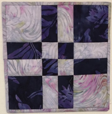 Using Contrast to Add Depth to a Scrap Quilt – The
